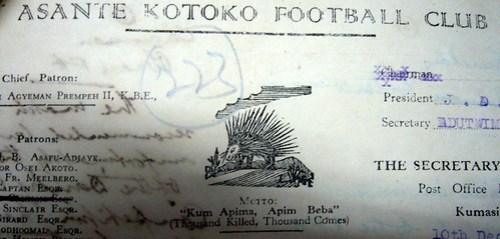 Asante Kotoko Football Club