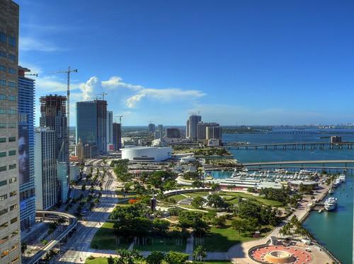 Downtown Miami HDR
