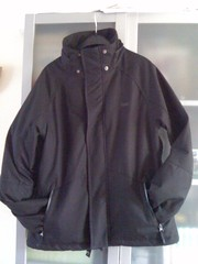 Mijn nieuwe jas...