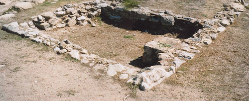 Temple at Eraclea Minoa