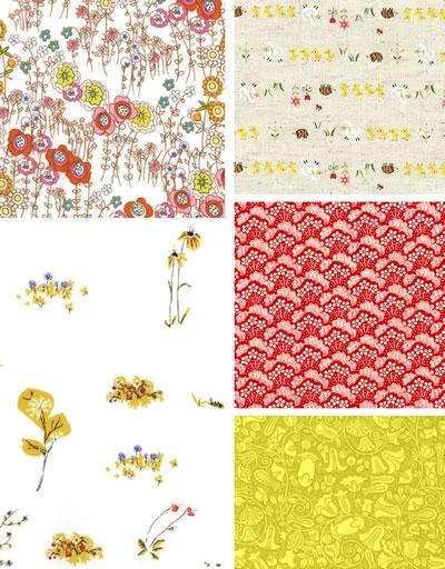 Repro Depot *New* Fabrics