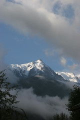 """Mont Blanc Massif • <a style=""""font-size:0.8em;"""" href=""""http://www.flickr.com/photos/77968807@N00/1329407497/"""" target=""""_blank"""">View on Flickr</a>"""