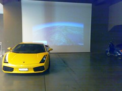 Gallardo on earth