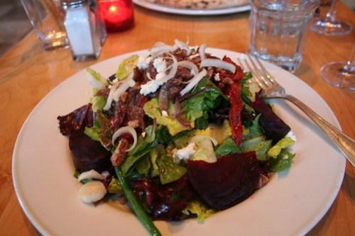 Beet Salad -- whatev.