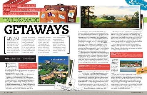 travel magazine DESIGN - Google 搜尋 layout ref Pinterest - flyer samples