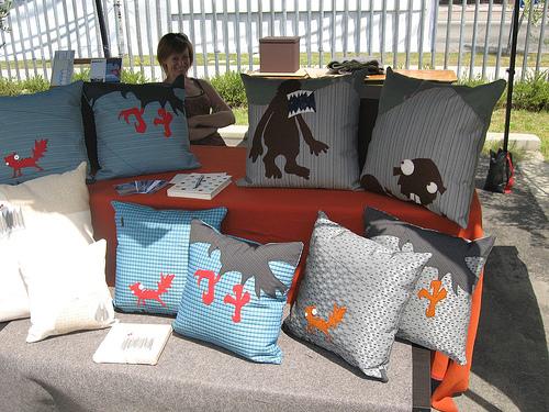 Barnsdall Art Market: Fresh Talent!