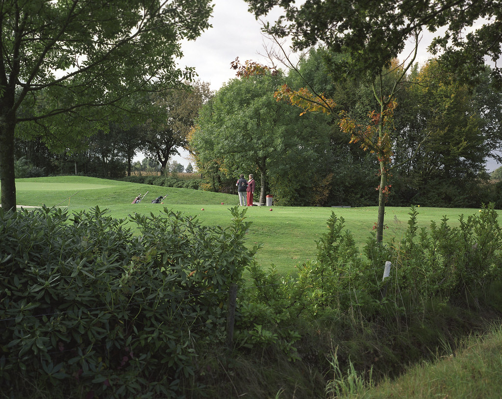 Golfbaan Breda The World S Best Photos By Stadsarchief Breda Flickr Hive Mind