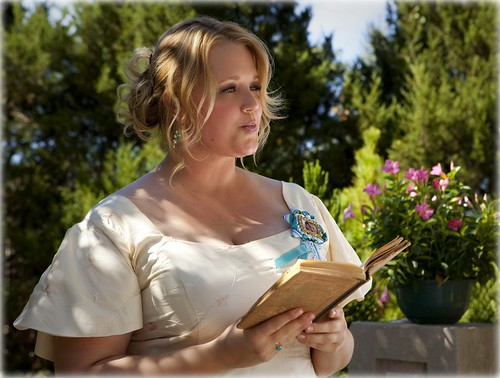 Bride Reads Her Vows