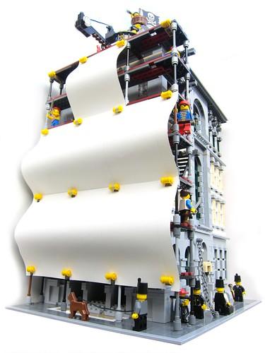 LEGO gotoAndLego Crimson Permanent Assurance