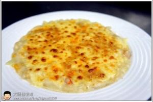 [西餐]焗烤類 焗烤奶油通心粉