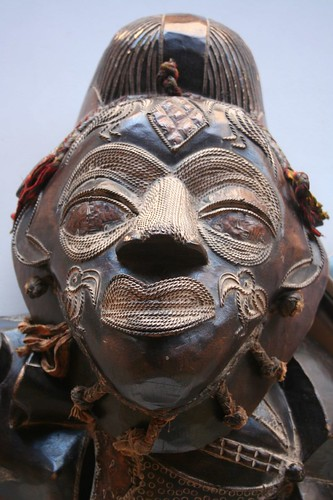 African Masks, Waterford Winery, Stellenbosch South Africa