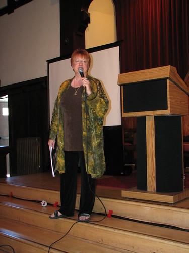 WordCamp 2007 Lorelle Van Fossen