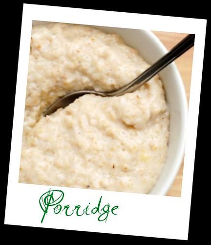 porridge