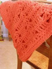Lizzie Cowl stitch pattern