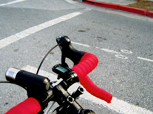 Traffic actuator in turn lane