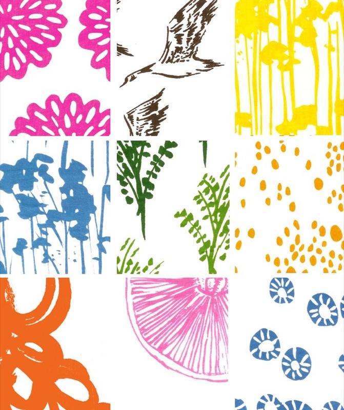 Virginia Johnson *New* Online Store + Textiles