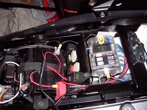 Suzuki An400 Fuse Box circuit diagram template