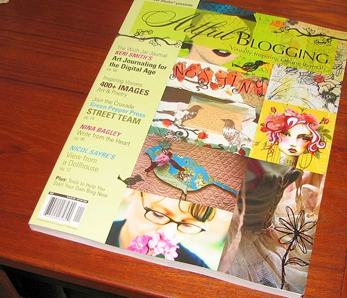 Artful Blogging *New* Blog Magazine - Get Involved!