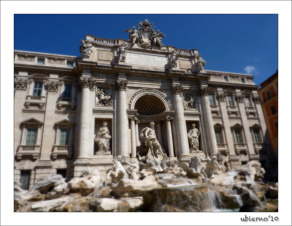Arte Barroco Italiano The World S Best Photos Of Poli And Trevi Flickr Hive Mind