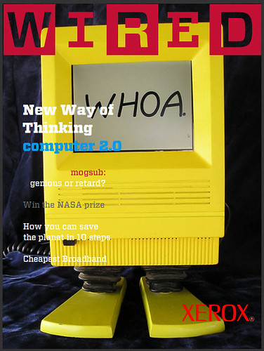 Wired cover