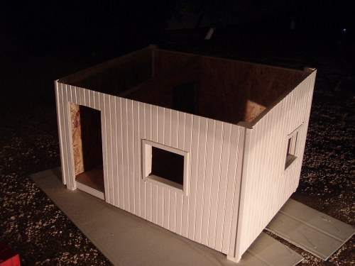 Medium Of Air Conditioned Dog House