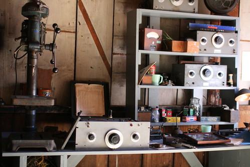 HP Garage Tour