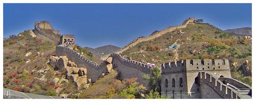 Gran Muralla en Badaling