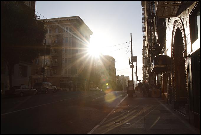 San Francisco Sunny Hills