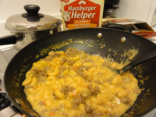 Hamburger Helper CLASSIC Cheeseburger Macaroni