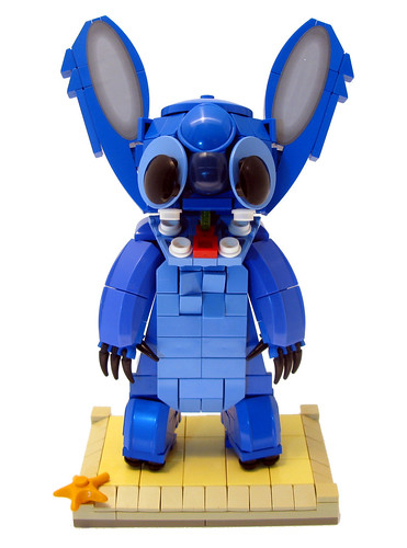 LEGO Disney Lilo and Stitch