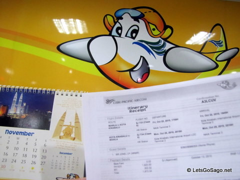 Robinsons Galleria Cebu Pacific Ticketing Office