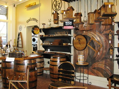 Jack Daniel's Distillery in Lynchburg