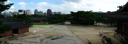 Rear Garden, Changgyeonggung Palace