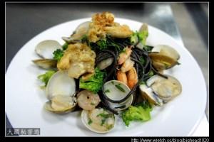 [西餐]湯類 蟹肉蛤蜊銀絲麵