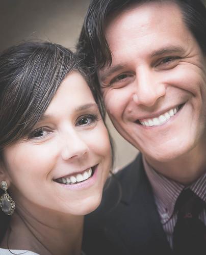 Mariana e Marco - Dentista e biólogo