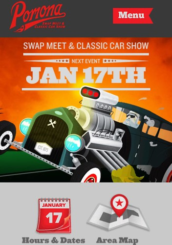 "POMONA CA USA - ""Pomona Swapmeet and Classic Car Show"" Sunday  - January 17 - 5am to 2pm  - at the Fairplex - Pomona Swap Meet credit: www.SoCalCarCulture.com • <a style=""font-size:0.8em;"" href=""http://www.flickr.com/photos/134158884@N03/23774057613/"" target=""_blank"">View on Flickr</a>"
