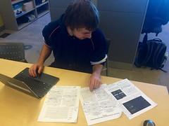 SQR Lab - Paper Editing