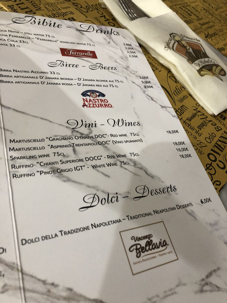 Arte Pizza Ferrara Menu The World S Best Photos Of Babà And Napoli Flickr Hive Mind