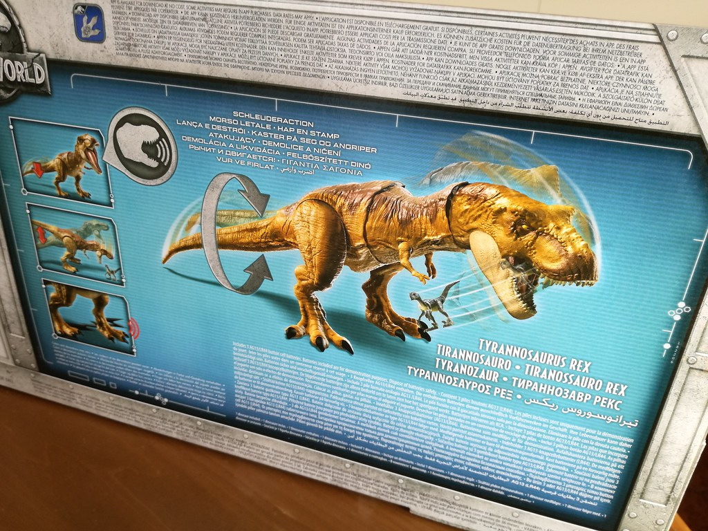 Giocattoli Jurassic World 2018 The World S Newest Photos Of Jurassic And Toys Flickr Hive Mind
