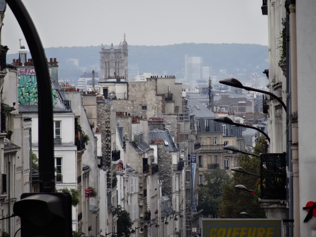 Toits Parisiens Cheminées The World S Most Recently Posted Photos Of Cheminée And Paris