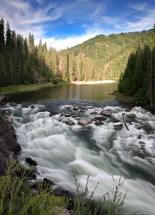 Selway River Idaho