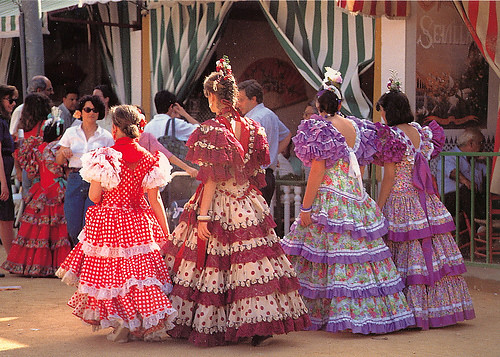 Clothing Spain Traditional Spanish Dress