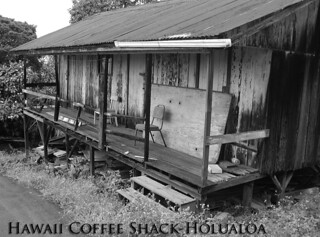 Old Coffee Shack-Holualoa, Hawaii