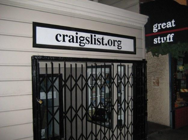 craigslist - Free Advertising Online