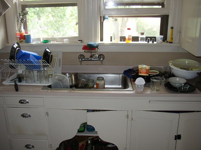 Sink Full Of Dishes Flickr Photo Sharing