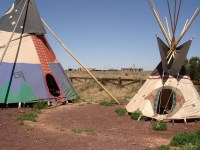 Native American Tents | Flickr - Photo Sharing!