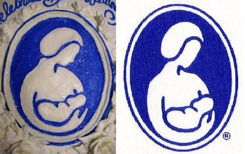 la leche league logo