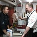 Waldorf Hotel | executive chef Ned Bell and sous chef Mike Wrinch