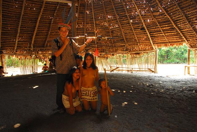 brazil tribe girls