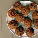 Date Nut Butternut Squash Muffins